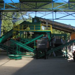 Rotor Chain Crusher | Rotorkettenzerkleinerer 05